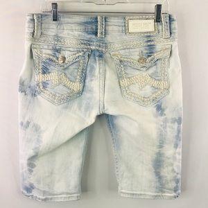 Miss Me Bermuda shorts SZ:31
